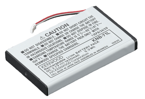 KNB-71L Ll-ION 1430MAH ORIGINAL KENWOOD