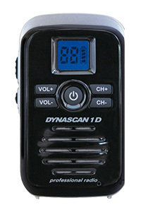 DYNASCAN 1D WALKIE NEGRO PMR446