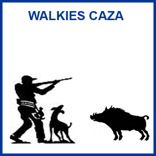 WALKIES CAZA